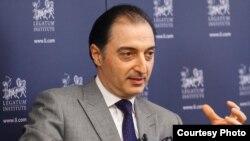 Политолог Георгий Бадридзе