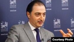 Политолог, бывший посол Грузии в Великобритании Георгий Бадридзе