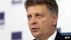 Максим Соколов, вазири нақлиёти Русия