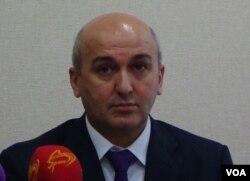 Baş Prokurorluğun mətbuat xidmətinin rəhbəri Eldar Sultanov