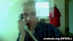 Сяргей Каваленка, фота з часу яго знаходжаньня ў Навінках.