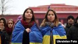 Хода до річниці побиття студентів на Майдані, 30 листопада 2014 року