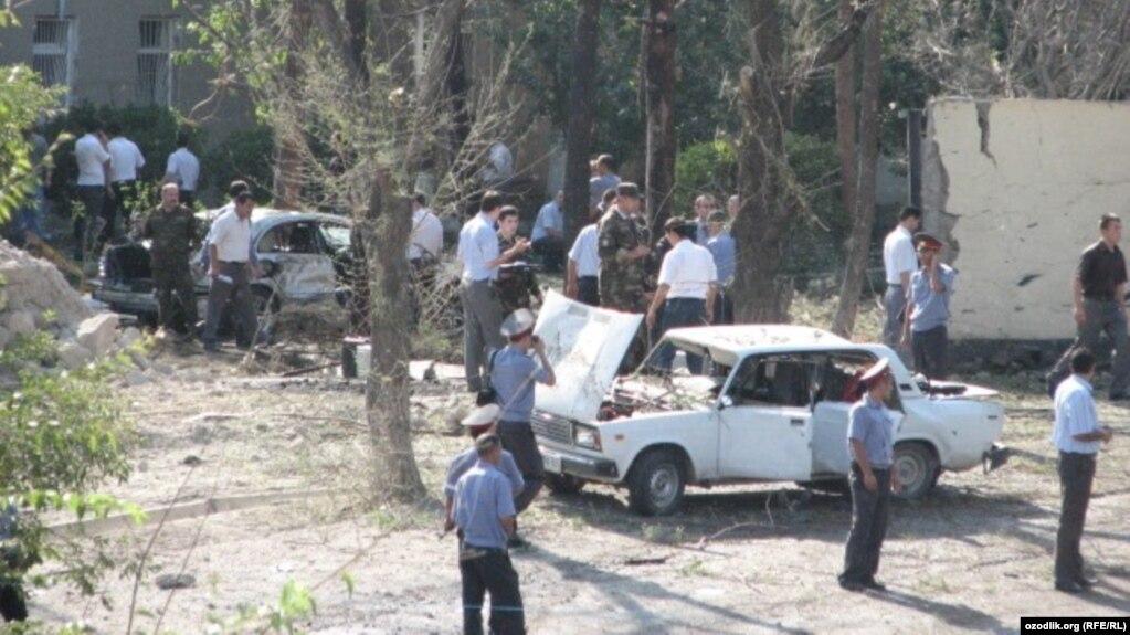 Түркіменстанда милиция қызметкерлеріне арықтауды міндеттеген