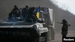 Ukrajinska vojska kod Artemivska