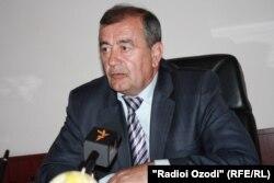 Амирқул Азимов, вакили МН