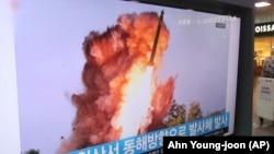 Түндүк Корея өлкөнүн чыгыш жээгинен деңизди карай кеминде бир ракетасын учурганы кабарланууда. 2-октябрь, 2019-жыл