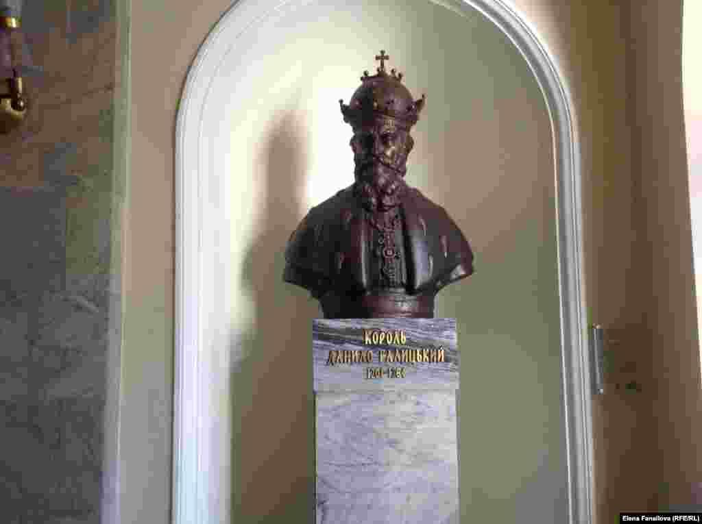 Король Даниил Галицкий