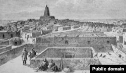 تیمبوکتو در سال ۱۸۵۳