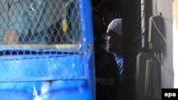 Мір Касем Алі після винесення вироку суду в Дацці, Бангладеш, 2 листопада 2014 року