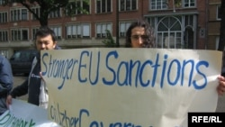 Rights activists have accused the EU of overlooking Uzbek abuses