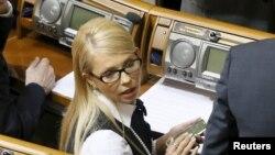 Юлія Тимошенко, 16 лютого 2016 року