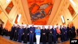 Од самитот на Западен Балкан во Виена, 2015.