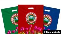 Образцы наврузовских мешочков. Фото пресс-службы президента Таджикистана