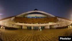 Armenia - The Karen Demirchian Sport and Concert Complex, Yerevan, 17Nov2014.