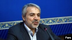 Iranian Vice President Mohammad Bagher Nobakht (file photo)
