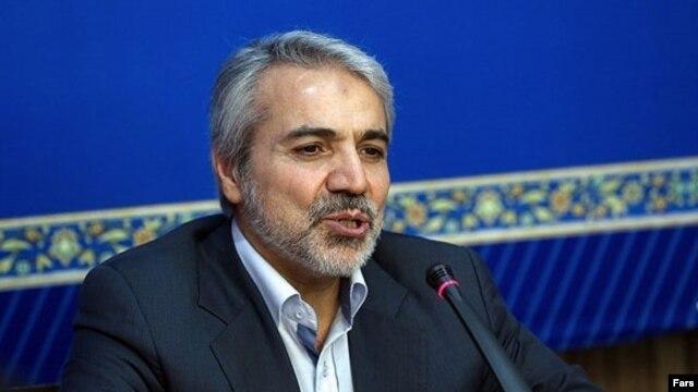 Иран үкіметінің баспасөз хатшысы Мохаммад Багер Нобакт.