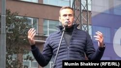 Основатель ФБК Алексей Навальный