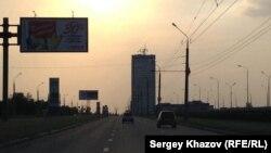 Дорога на АвтоВАЗ