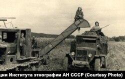 Деревня Заимка Кежемского района, 1959 год