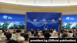 """Таза коом"" форуму. 11-июнь, 2017-жыл"