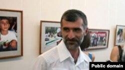 Абхазский фотограф Ибрагим Чкадуа
