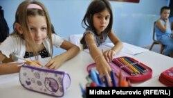 Iz jedne od sarajevskih osnovnih škola, septembar 2012.