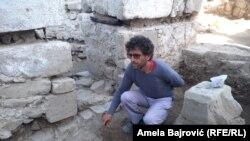 Do sada pronađeni dokazi izgradnju kule smeštaju u sam početak 17. veka, rekao je za RSE arheolog Vladan Vidosavljević