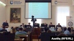 Урта Азияне өйрәнү институты ачылуга багышлангын конференция
