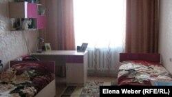 Одна из комнат, в которой проживают воспитанники дома юношества. Темиртау, 2 марта 2012 года. Иллюстративное фото.