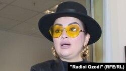 Фирӯза Ҳафизова