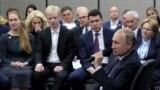 Владимир Путин обсуждает проблемы медицины