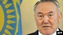 Президент Казахстана Нурсултан Назарбаев (иллюстративное фото).
