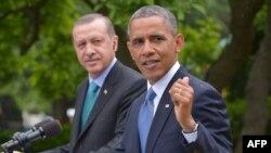 Президенти США й Туреччини Барак Обама та Реджеп Тайїп Ердоган (фото архівне)