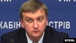 Украина әділет министрі Павел Петренко.
