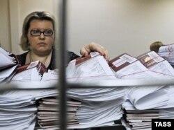 Мәскәүдә АКШ илчелегендә визага тапшырылган гаризалар