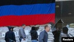 Slavjansk, 25. april 2014.