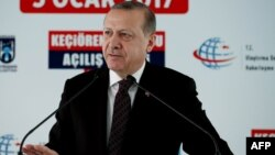 Էրդողան. Թուրքիան վերահաստատում է իր աջակցությունը Վրաստանի տարածքային ամբողջականությանը