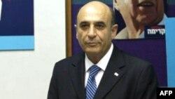 Віце-прем'єр ізраїльського уряду Шауль Мофаз