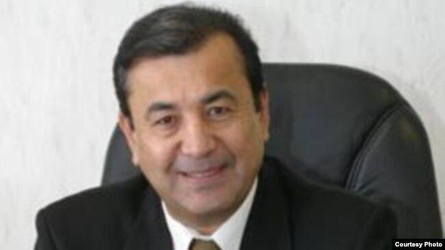 Первый заместитель председателя Сената Олий Мажлиса Узбекистана Содик Сафоев.