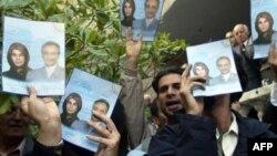 یکی از مراسم سالگرد داریوش فروهر و همسرش پروانه اسکندری در تهران
