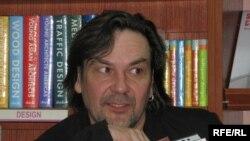 Юрій Андрухович під час презентації