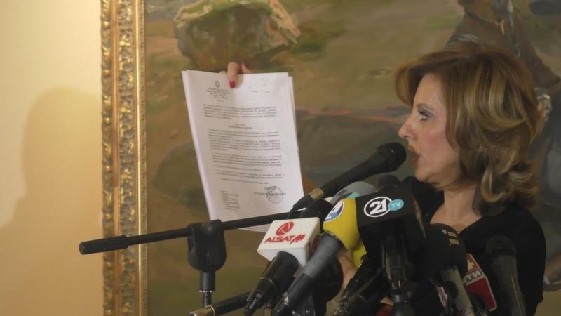 Судењето за  Тендери  започна  првообвинета Канческа Милевска
