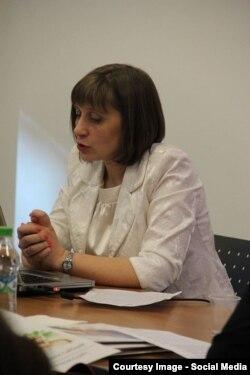 Mariana Buciuceanu-Vrabie