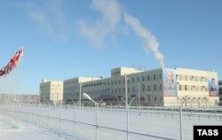 Бывший завод по уничтожению химического оружия в городе Щучье Курганской области.