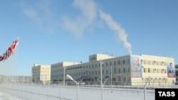 Завод по уничтожению химического оружия в Курганской области, город Щучье