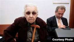 Людмила Брожова-Поледнова – первый бывший прокурор, осужденная в Чехии за участие в политических процессах 50-х