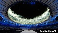 Церемония открытия Паралимпиады в Рио 2016