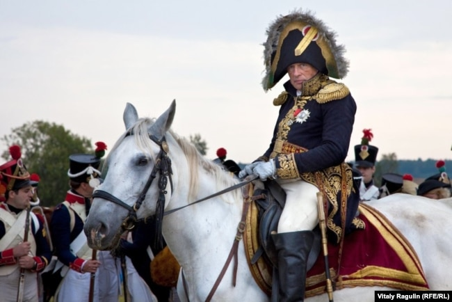 Олег Соколов был консультантом на съемках исторических фильмов