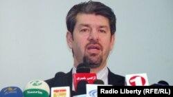مصطفی مستور، وزیر اقتصاد افغانستان