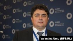 Octavian Calmâc, la summitul Parteneriatului Estic de la Vilnius, 29 noiembrie 2013